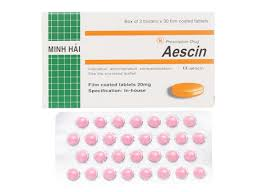 Aescin 20 mg H 90 v
