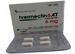Ivermectin 6mg H/4 viên