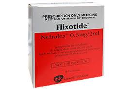 Flixotide Nebules 0.5mg/2ml H/10 ố
