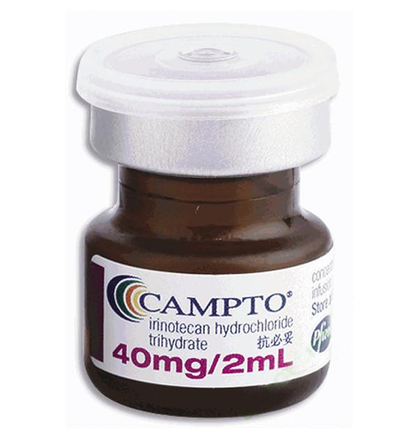 CAMPTO 40MG 2ML