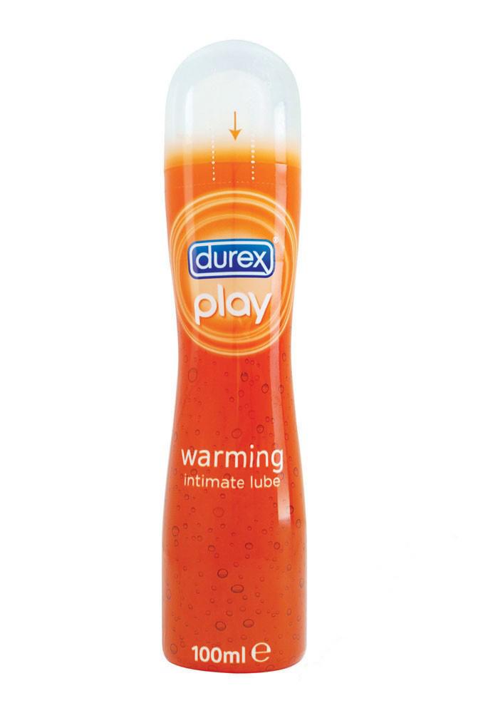 GEL BÔI TRƠN DUREX WARMING