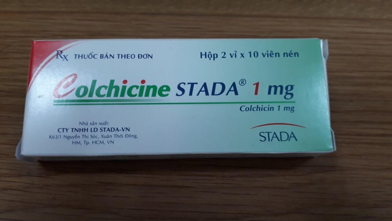 Colchicine Stada