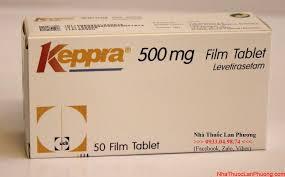 KEPPRA 500MG H/60 v