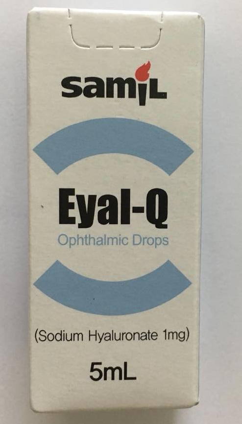 Eyal Q H/1 lọ 5 ml ( nước mắt nhân tạo)