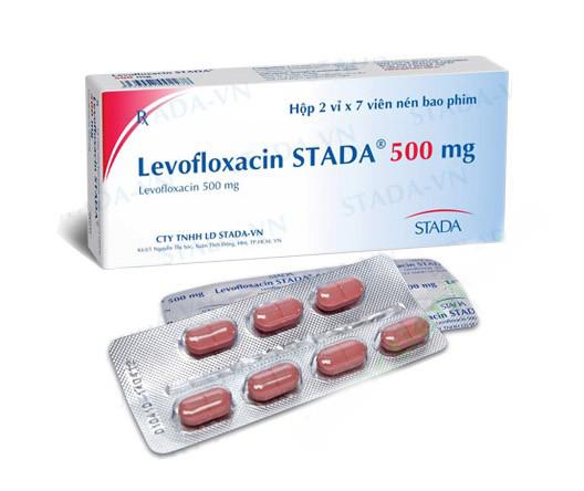LEVOFLOXACIN 500MG STADA
