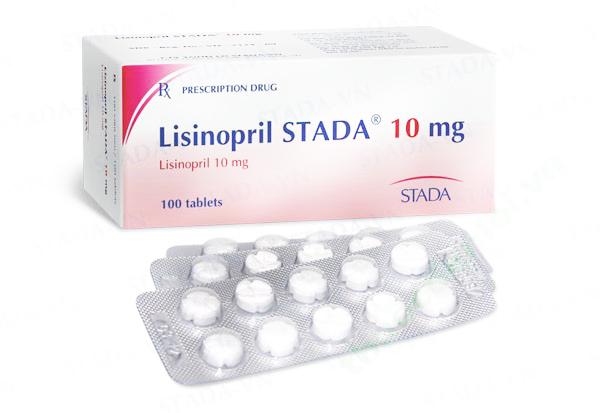 LISINOPRIL 10MG