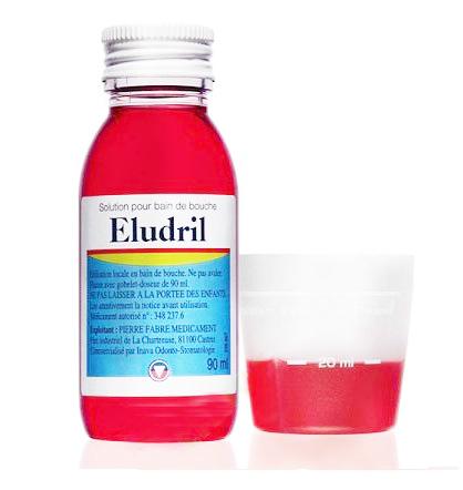 ELUDRIL 90ML