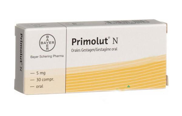 PRIMOLUT-N 5MG