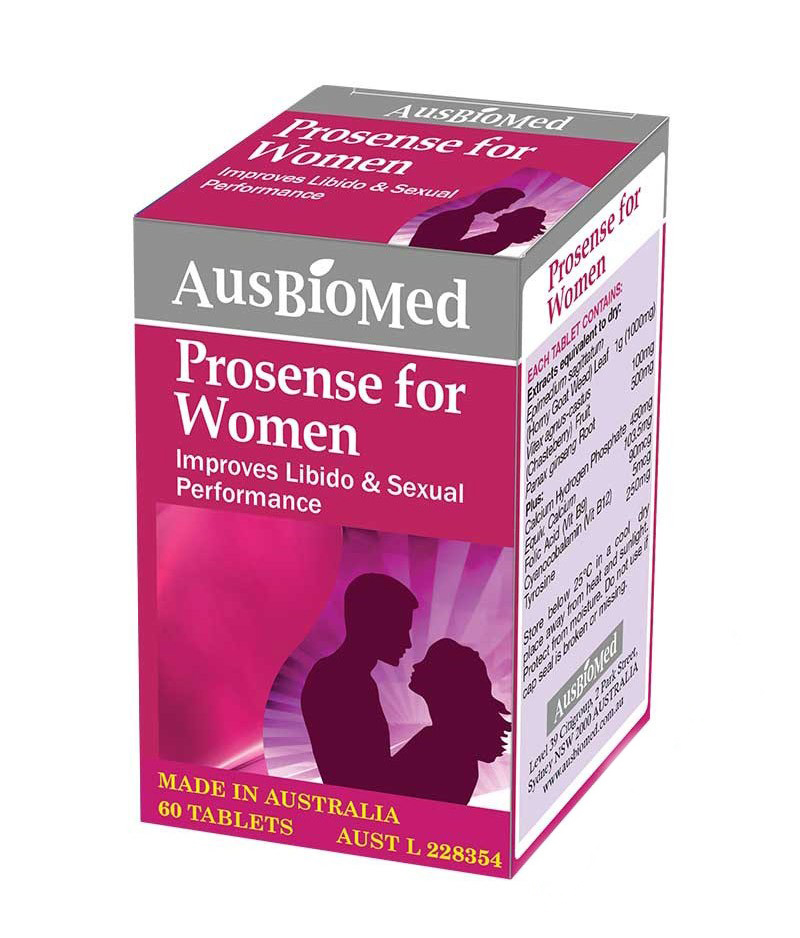 PROSENSE FOR WOMEN