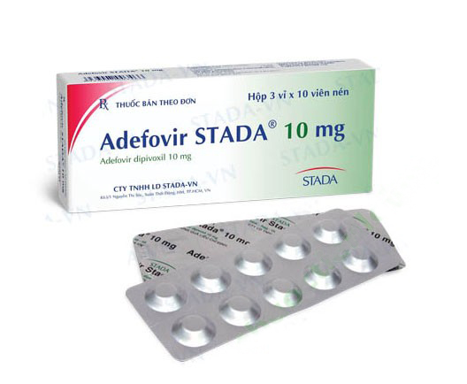 ADEFOVIR STADA 10 MG