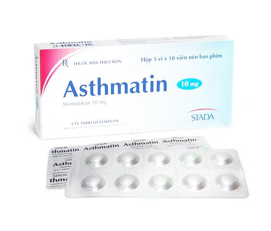 ASTHMATIN STADA