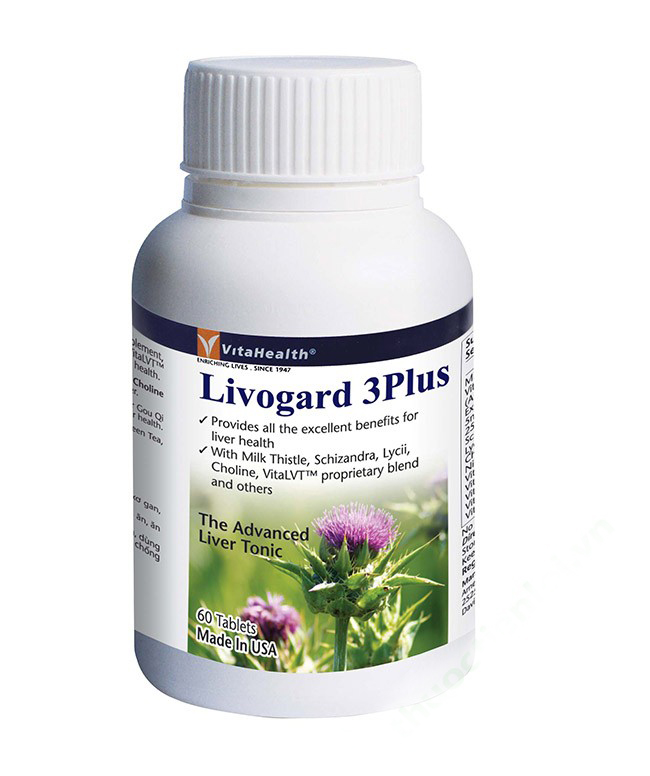VH LIVOGARD 3PLUS TAB BT/60