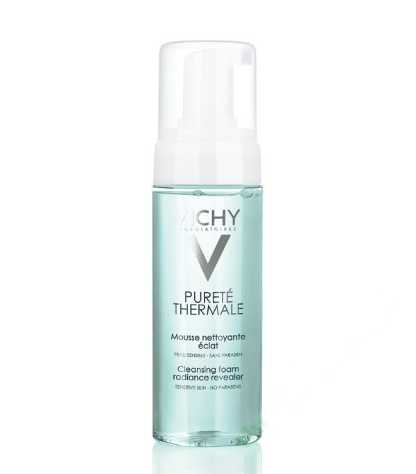 VICHY PURETE THERMALE CLEANSING FOAM RADIANCE REVEALER 50ML